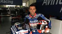 Ducati menunjuk Hector Barbera untuk mendampingi Andrea Dovizioso dalam balapan MotoGP Jepang di Sirkuit Twin Ring Motegi pada 16 Oktober 2016