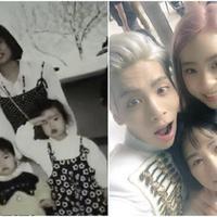 Johyun SHINee limpahkan royalti ke sang ibu tercinta.