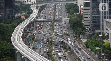 Proyek Pembangunan LRT Rampung Desember 2021