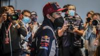 Marc Marquez kembali beraksi di MotoGP Portugal (AFP)