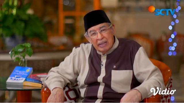 Quraish Shihab Buktikan Kebenaran Seorang Nabi Melalui Rekam Jejak Dan Mukjizat Ramadan Liputan6 Com