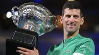 Gelar juara kali ini juga membuat Djokovic kini memiliki 18 gelar juara grand slam selama ia berkarier sebagai petenis profesional. Australia Terbuka merupakan turnamen grand slam yang paling sering dimenangkan Djokovic, yakni sembilan kali.