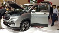 Calon SUV Wuling yang bakal rilis tahun depan. (Septian/Liputan6.com)