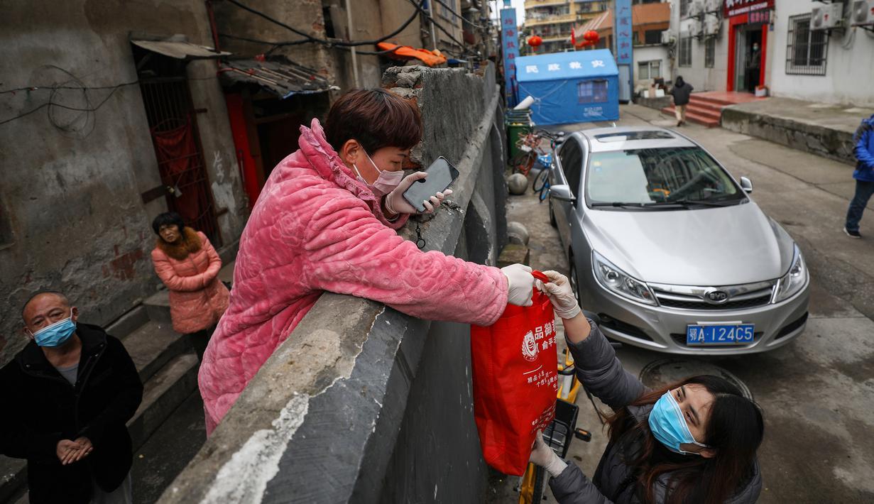Foto Menengok Kondisi Terkini Kota Wuhan Global Liputan6 Com