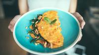 Ilustrasi omelet (Photo by StockSnap on Pixabay)