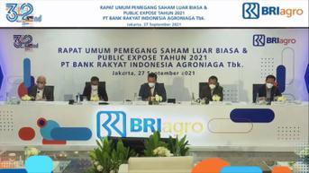 Ekspansi ke Bank Digital, Kinerja BRI Agro Bakal Melambat