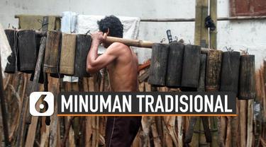 Beberapa daerah di Indonesia memiliki khas hasil minuman fermentasi.Beberapa diantaranya telah dipatenkan oleh pemerintah daerah.