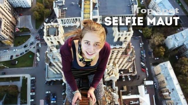 Maksud hati menunjukkan eksistensi, orang-orang ini malah menghampiri maut setelah berfoto selfie.