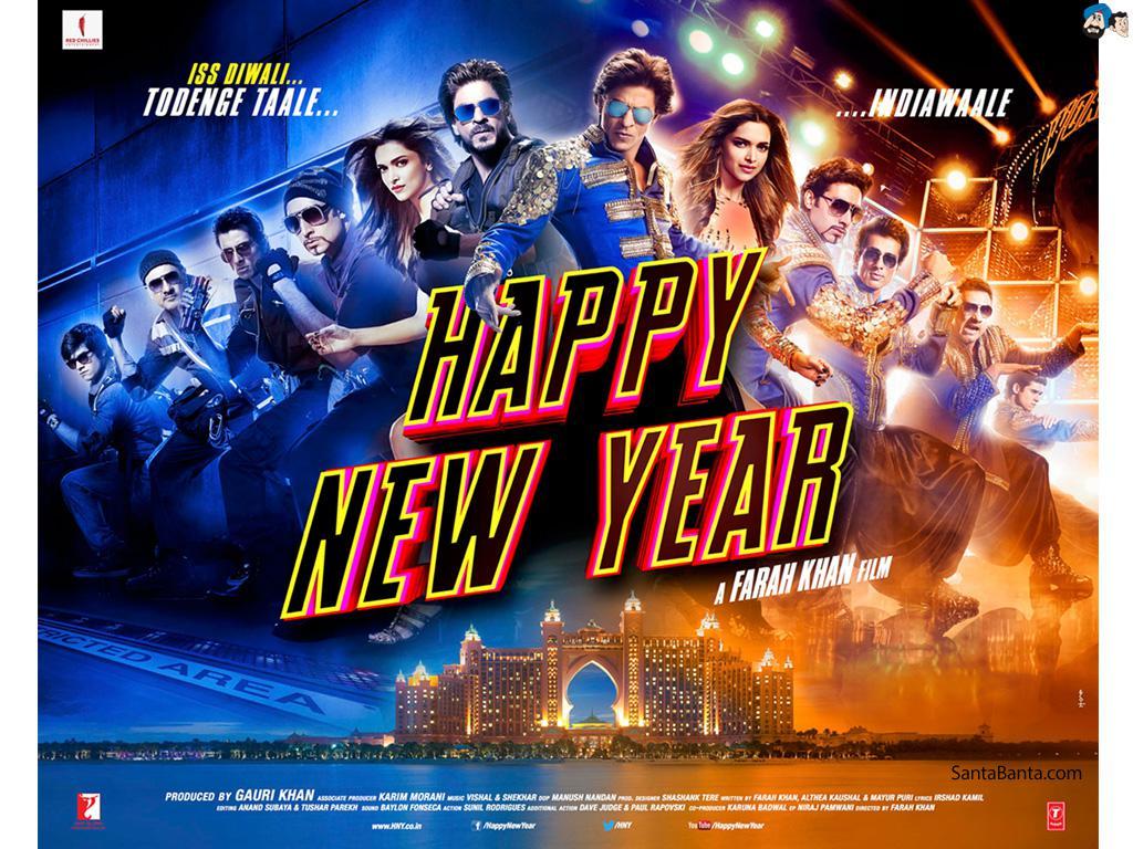 Film Salman Khan 'Happy New Year'. foto: tamilgun