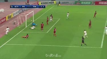 Sepakan flick tumit Shoma Doi cukup untuk membawa Kashima Antlers lolos ke perempat final Liga Champions Asia dengan menang agrega...