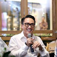 Barli Asmara. (Photografer: Daniel Kampua/Bintang.com)