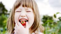Anak-anak yang terlahir dari keluarga yang rutin melakukan konseling gaya hidup sehat dipercaya bakal senang mengonsumsi sayuran