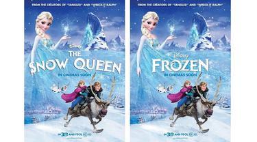 Film Disney awalnya punya judul berbeda