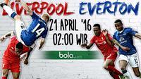 Liverpool vs Everton (Bola.com/Samsul Hadi)