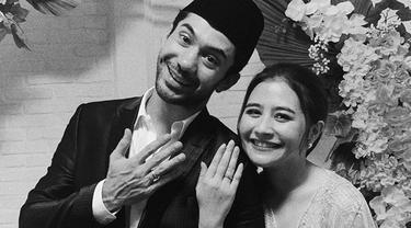 Prilly Latuconsina Pamer Foto Pernikahan dengan Reza Rahadian, Ini 5 Faktanya