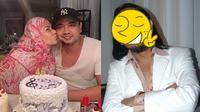 Genap 46 Tahun, Ini 6 Transformasi Bebi Romeo dari Gondrong Hingga Kini (sumber: Instagram.com/bebi_romeo dan KapanLagi.com)