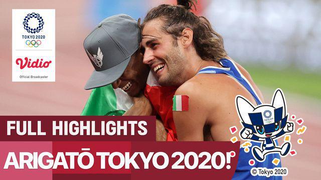 Berita video momen-momen terbaik Olimpiade Tokyo 2020. Amerika Serikat mendominasi dan Raihan Emas Greysia Polii / Apriyani Rahayu