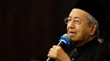 Resmi Dilantik, Mahathir Mohamad menjadi PM Tertua di dunia
