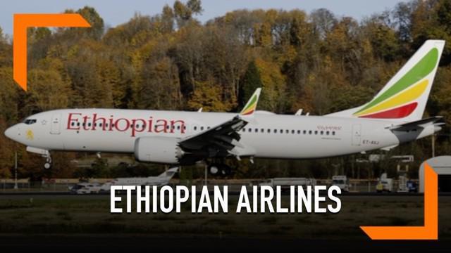 Kementerian Perhubungan Ethiopia mengumumkan laporan awal kecelakaan Ethiopian Airlines Boeing 737 Max 8. Pesawat menukik berulang kali sebelum jatuh.