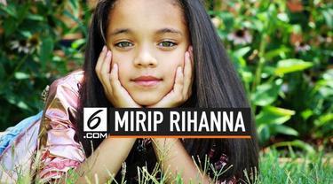 Model cilik bernama Ala'a Skay menjadi perbincangan karena wajahnya mirip dengan Rihanna. Fotonya pernah diunggah Rihanna di Instagramnya.