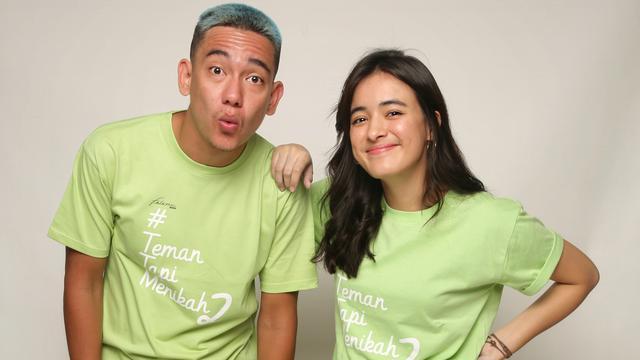 Film Teman Tapi Menikah 2 Tayang Streaming Ini Kata Mawar De Jongh Showbiz Liputan6 Com