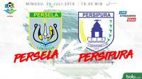 Liga 1 2018 Persela Lamongan Vs Persipura Jayapura (Bola.com/Adreanus Titus)