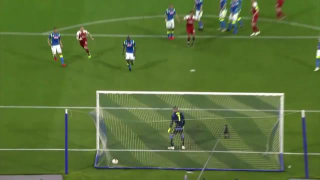 Berita video highlights laga leg II perempat final Liga Europa 2018-2019 antara Napoli melawan Arsenal yang berakhir dengan skor 0-1 di Stadion San Paolo, Kamis (18/4/2019).