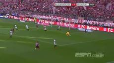 2015.04.11 (14h30) - Bayern Munich 3-0 Eintracht Frankfurt - Goals and Highlight
