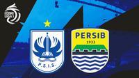 BRI Liga 1 - PSIS Semarang Vs Persib Bandung (Bola.com/Adreanus Titus)