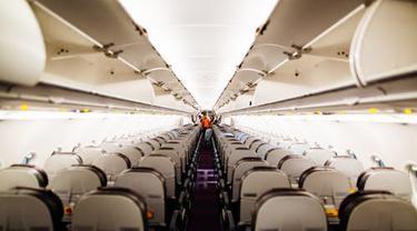 Strategi Jaga Jarak Aman di Dalam Pesawat ala Lion Air Group untuk Penerbangan Dikecualikan