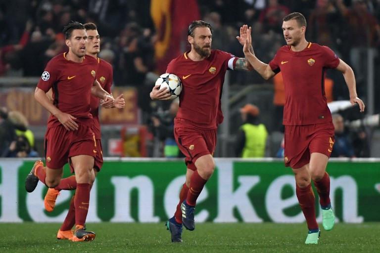 AS Roma (AFP/Andreas Solaro)