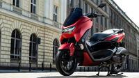 All-new Yamaha NMax 125 masuk pasar Eropa. (Yamaha Europe)
