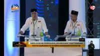Pasangan calon wali kota dan wakil wali kota Surabaya, Eri Cahyadi-Armudji (Erji) (Foto: Liputan6.com/Dian Kurniawan)