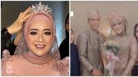 Meggy Wulandari bagikan momen akad nikahnya hari ini. (Sumber: Instagram/@meggywulandari_real)