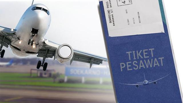 Bikin Kaget Lonjakan Harga Tiket Pesawat Jelang Lebaran