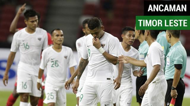Berita video Timor Leste bisa saja mengancam Timnas Indonesia saat bertemu di Stadion Utama Gelora Bung Karno (SUGBK) pada laga kedua Grup B Piala AFF 2018, Selasa (13/11/2018).