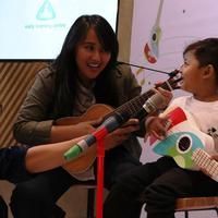 Musik untuk perkembangan anak. (Foto: Dok. ELC)
