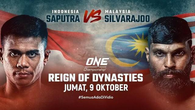 Berita Video Eko Roni Saputra yakin kalahkan Murugan Silvarajoo di ONE Championship: Reign Of Dynasties, Jumat 9 Oktober 2020 di SCTV dan Vidio