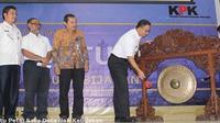 Gubernur Provinsi DKI Jakarta, Anies Baswedan saat peluncuran program Jakarta Satu di Balai Kota, beberapa waktu lalu.
