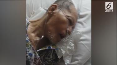 Kondisi kesehatan Hamsad Rangkuti terus menurun. Sastrawan ini sudah 4 hari dirawat di rumah sakit.