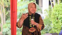 Wali Kota Surabaya Tri Rismaharini (Liputan6.com/ Dian Kurniawan)
