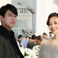 Ken Zhou dan Vivien Han