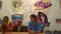 Manajeman stadion GMC Cirebon menyatakan siap menyambut dan meramaikan pertandingan Basket Srikandi Cup Babak Play Off di Cirebon. Foto (Liputan6.com / Panji Prayitno)