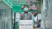 Gotong Royong Bantu Mitra Pengemudi. Dok. Grab Indonesia