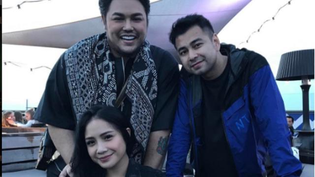 [Bintang] Raffi Ahmad dan Nagita Slavina
