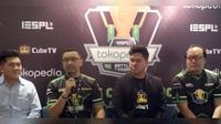 IESPL dan Tokopedia gelar turnamen eSports pertamanya. Liputan6.com/ Yuslianson