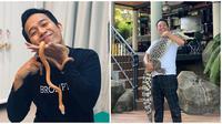 Denny Cagur diketahui memiliki beberapa hewan peliharaan yang ekstrem dan unik. (Sumber: Instagram/@dennycagur)