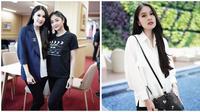 Potret Sandra Dewi yang Lagi Hamil 8 Bulan, Masih Terlihat Langsing (sumber:Instagram/sandradewi88)