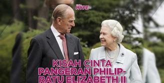 Bagaimana kisah cinta Pangeran Philip dan Ratu Elizabeth II? Yuk,kita cek video di atas!