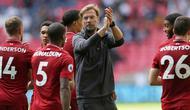 Manajer Liverpool, Jurgen Klopp. (AP Photo/Tim Ireland)